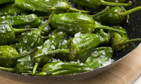 Padron peppers-3